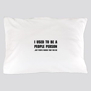 People Person Pillow Case