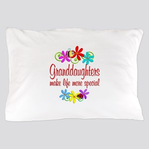 Special Granddaughter Pillow Case