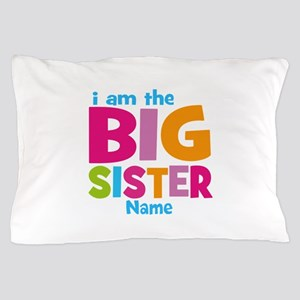 Big Sister Personalized Pillow Case
