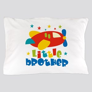 Little Brother - Plane Pillow Case