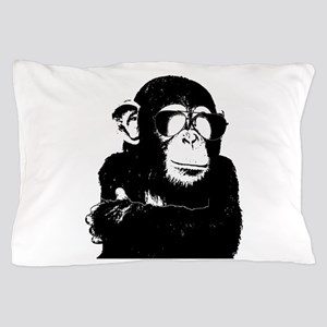 The Shady Monkey Pillow Case