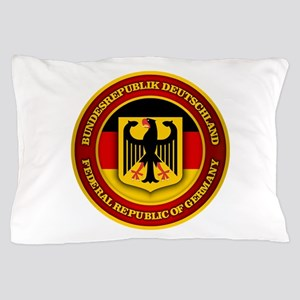 German Emblem Pillow Case