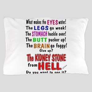 kidney stone Pillow Case