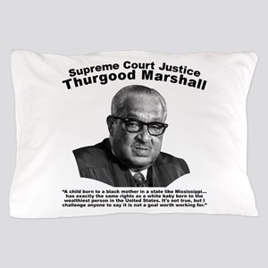 Thurgood Marshall: Equality Pillow Case
