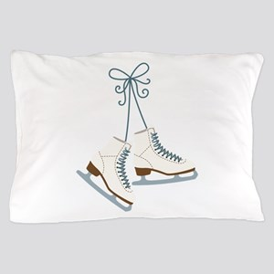Skating Boots Pillow Case