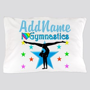 GYMNAST POWER Pillow Case
