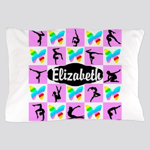 LOVELY GYMNAST Pillow Case