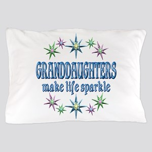 Granddaughters Sparkle Pillow Case