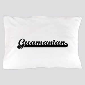 Guamanian Classic Retro Design Pillow Case