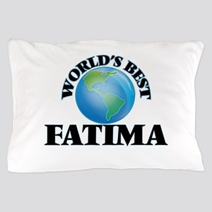 World's Best Fatima Pillow Case