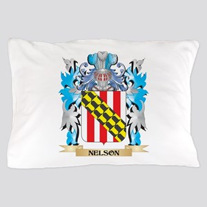 Nelson Coat of Arms - Family Crest Pillow Case