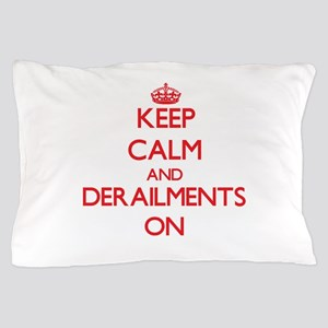 Derailments Pillow Case
