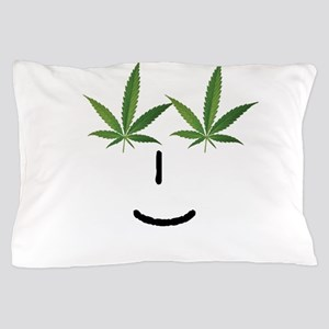 Pot Head Emote Pillow Case