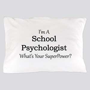 School Psychologist Pillow Case