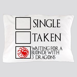 daenerys targaryen Pillow Case