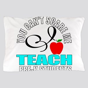 Pre-k teacher Pillow Case