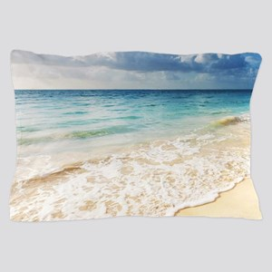 Beautiful Beach Pillow Case