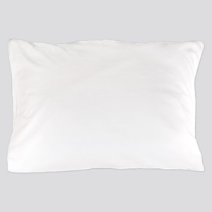 I Read And I Know Things Pillow Case