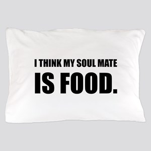 Soul Mate Food Pillow Case