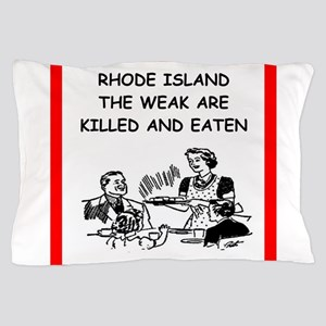rhode island Pillow Case