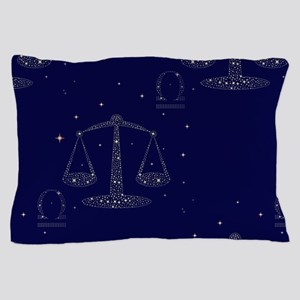 stars libra Pillow Case
