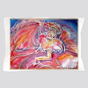 Fiesta! Dancer! art, Pillow Case