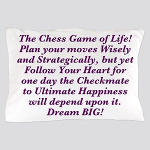 The Chess Game of Life! Pillow Case