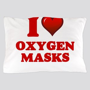 I love Oxygen Masks Pillow Case