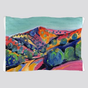 New Mexico Art Pillow Case