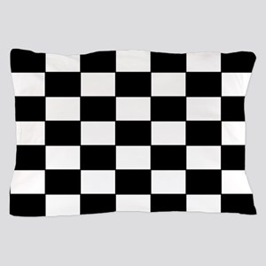 Checkered Pattern Pillow Case