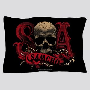 SAMCRO Skull Pillow Case