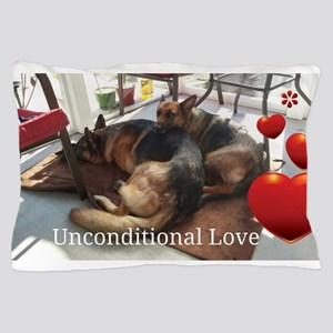 Unconditional Love Pillow Case
