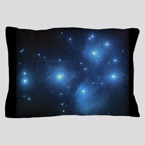 Pleiades Om Pleiades Pillow Case