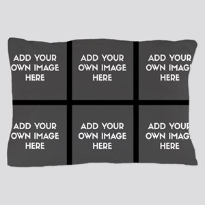 Add Your Own Image Collage Pillow Case