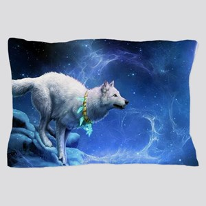 Fantasy Wolf Pillow Case