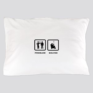 Pipe Smoking Pillow Case