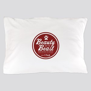 Beauty and the Beast Since 1740 Pillow Case