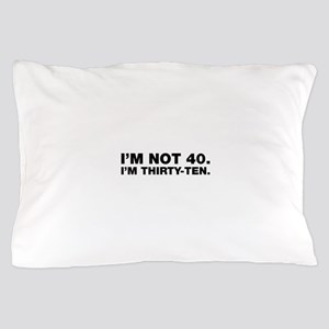 40th birthday Pillow Case