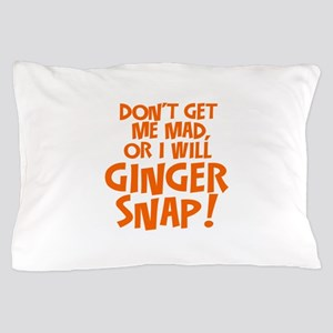 Ginger Snap Pillow Case