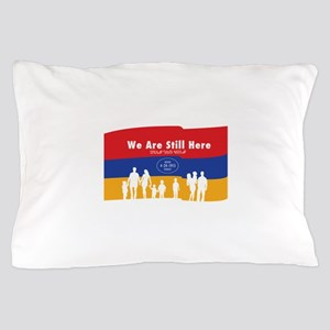 Armenian Genocide Pillow Case