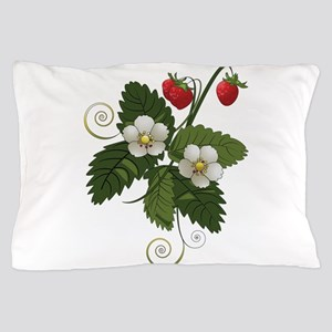 Fruits | Leaves | Flowers Pillow Case