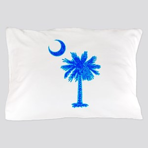 PALM AND CRESCENT Pillow Case