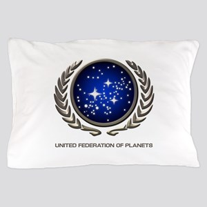 STAR TREK UFP Insignia Pillow Case