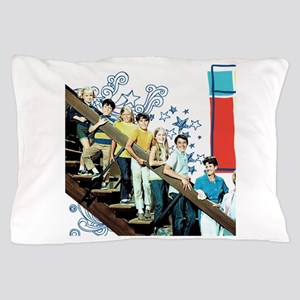 The Brady Bunch: Staircase Image Pillow Case