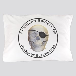 Renegade Electricians Pillow Case