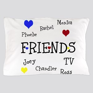 Friends TV Pillow Case