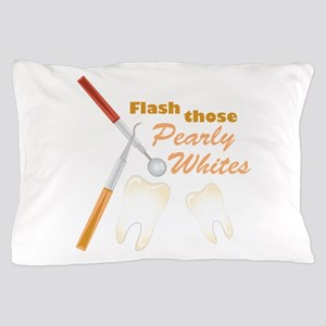 Pearly Whites Pillow Case