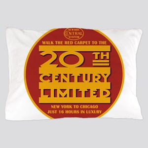 20th Century Limited 2 Pillow Case