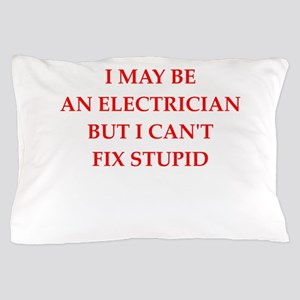 electrician Pillow Case