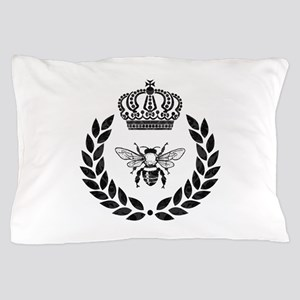 THE FRENCH BEE Pillow Case